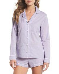 UGG - Ugg Cassandra Check Pajamas - Lyst
