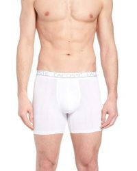 Lacoste - 2-pack Superfine Boxer Briefs - Lyst