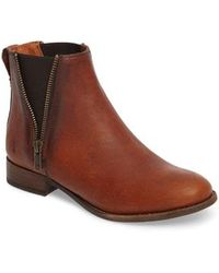 Frye - Carly Chelsea Boot - Lyst
