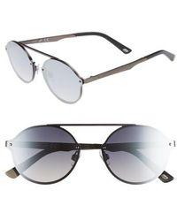Web - 58mm Round Sunglasses - - Lyst