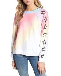 Wildfox - Sommers - Nebula Sweatshirt - Lyst