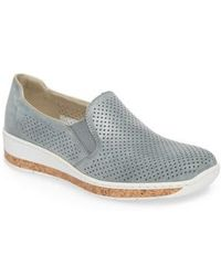 Rieker Antistress - Doris 75 Wedge Sneaker - Lyst