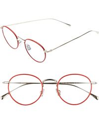 Derek Lam - 47mm Optical Glasses - - Lyst