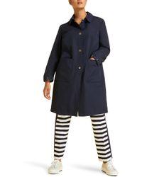 Marina Rinaldi - Tabella Reversible Raincoat - Lyst feeb4486c08