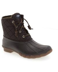 Sperry Top-Sider - 'saltwater' Waterproof Rain Boot - Lyst
