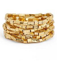 Karine Sultan | Bracelets (set Of 7) | Lyst