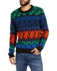 TOPMAN - Tropic Classic Fit Sweater - Lyst