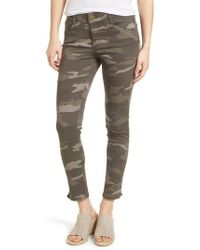 Wit & Wisdom - Ab-solution Camo Ankle Skimmer Pants - Lyst