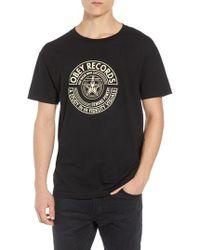 Obey - Visual Fidelity Premium T-shirt - Lyst