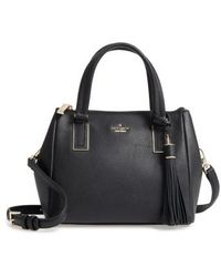 Kate Spade - Kingston Drive - Small Alena Leather Satchel - - Lyst
