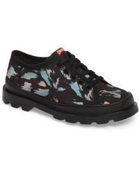 Camper - Brutus Lugged Platform Sneaker - Lyst