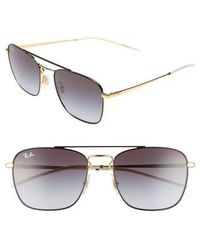 Ray-Ban - Youngster Double Bridge 55mm Sunglasses - Lyst