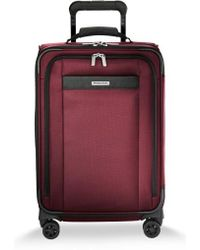 Briggs & Riley - Transcend Vx Tall Expandable 22-inch Spinner Suitcase - Lyst