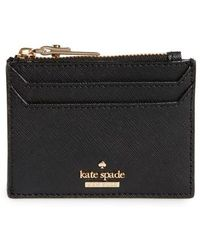 Kate Spade - Cameron Street - Lalena Leather Card Case - Lyst