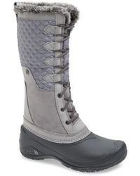 The North Face | Shellista Iii Tall Waterproof Insulated Winter Boot | Lyst