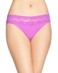 Natori | 'bliss Perfection' Bikini | Lyst