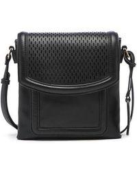 Sole Society - Daisa Faux Leather Crossbody Bag - Lyst