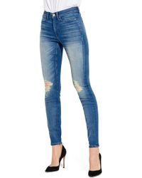 Ayr - The Skinny Ripped Jeans - Lyst