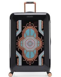 Ted Baker - Large Versailles 31-inch Hard Shell Spinner Suitcase - - Lyst