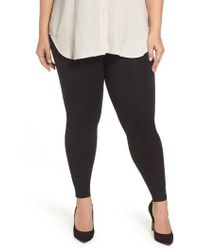 Liverpool Jeans Company - Ponte Knit Leggings - Lyst