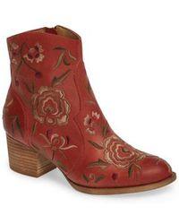 Söfft - Westmont (ibisico Red La Mesa) Women's Boots - Lyst