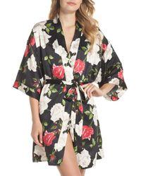 Black Bow - 'muse' Kimono - Lyst