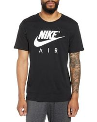 Nike - Nsw Air 3 Crewneck T-shirt - Lyst