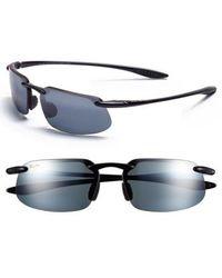 Maui Jim - 'kanaha - Polarizedplus2' 62mm Sunglasses - - Lyst