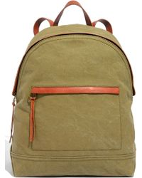 Madewell - The Charleston Backpack - - Lyst