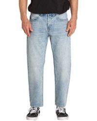 Billabong - Fifty Crop Jeans - Lyst
