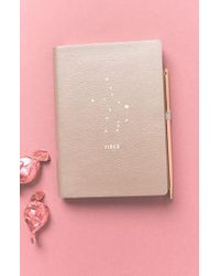 Anthropologie - Zodiac Journal - Lyst