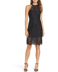 Lilly Pulitzer - Lilly Pulitzer Kenna Lace Sheath Dress - Lyst