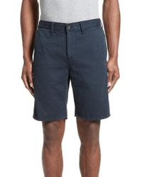 Rag & Bone - Standard Issue Shorts - Lyst