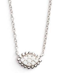 Bony Levy - Diamond Pendant Necklace (nordstrom Exclusive) - Lyst