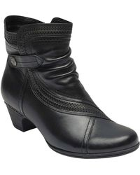 Cobb Hill - Abbott Panel Bootie - Lyst