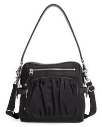 MZ Wallace | Lizzy Bedford Nylon Cross-Body Bag | Lyst