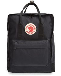 Fjallraven - 'kanken' Water Resistant Backpack - Lyst