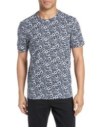 Calibrate - Print T-shirt - Lyst