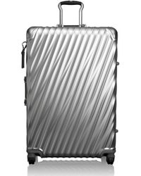Tumi - 19 Degree 31-inch Extended Trip Wheeled Aluminum Packing Case - - Lyst