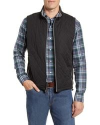 Peter Millar - All Day Reversible Quilted Vest - Lyst