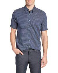 Ted Baker - Sirobtt Short Sleeve Sport Shirt - Lyst