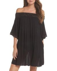 Muche Et Muchette - Rimini Crochet Cover-up Dress - Lyst