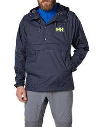 Helly Hansen - Loke Packable Anorak - Lyst