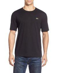 Lacoste - Sport Cotton T-shirt - Lyst