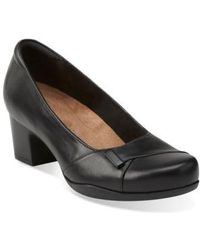Clarks | 'Rosalyn Belle' Pump | Lyst