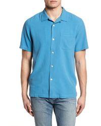 Tommy Bahama - Catalina Silk Camp Shirt - Lyst