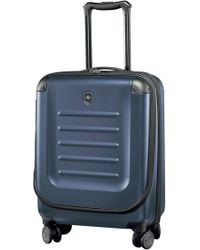 Victorinox - Victorinox Swiss Army Spectra 2.0 Hard Sided Rolling 22-inch Carry-on - - Lyst