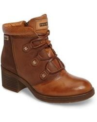 Pikolinos - Lyon Lace-up Boot - Lyst