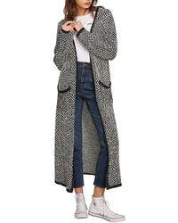 Volcom - Haute One Knit Duster - Lyst