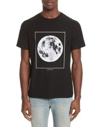 Ovadia And Sons | Full Moon Graphic T-shirt | Lyst